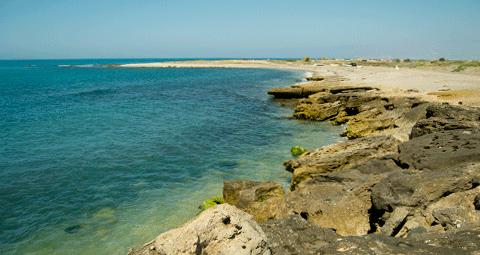 Playa Piedra del Moro