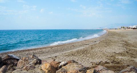 Playa de Palomares