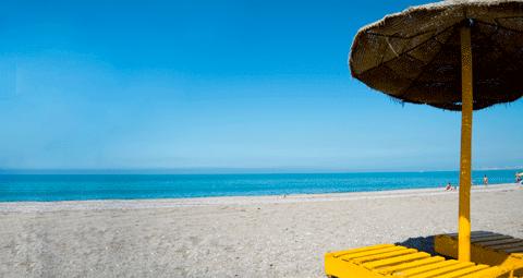 Playa Levante Almerimar