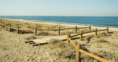 Playa San Miguel Cabo Gata